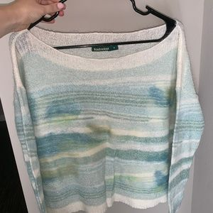 New sweater from Anthropologie